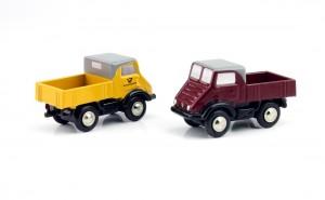 Sammlung Hier Alter Bulli Transporter 60er Jahre Auto Lkw Spielzeug Marke ??? Blechspielzeug Auf Der Ganzen Welt Verteilt Werden